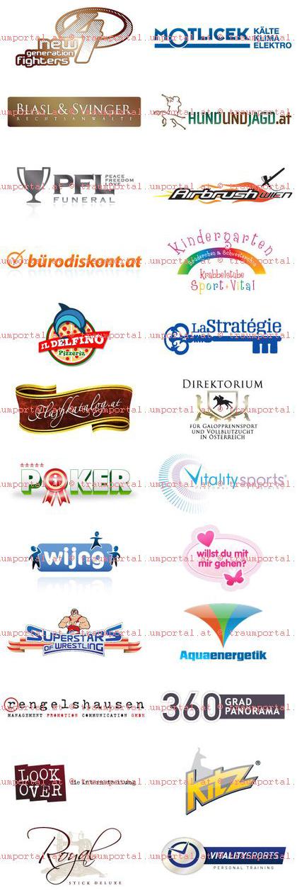 Logo Beispiele Traumportal